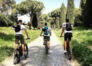 Rom: E-Bike-Tour über die antike Via Appia