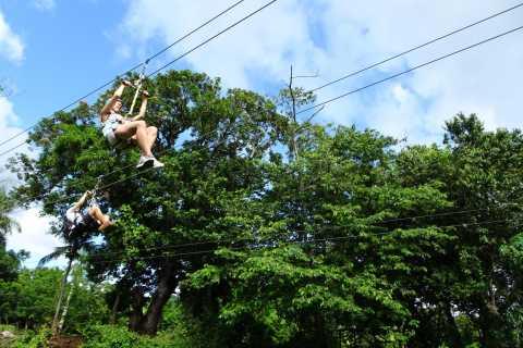 Puerto Plata: Zip Line Adventure