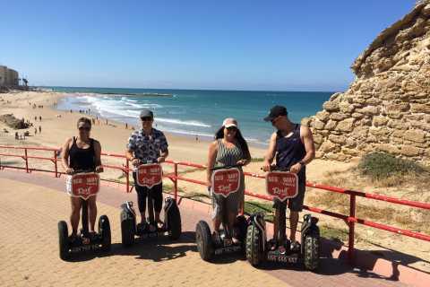 Cádiz: recorrido de 1.5 horas por la playa y foto por Segway