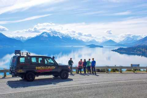 Glenorchy Half-Day 4WD Lord Of the Rings Tour