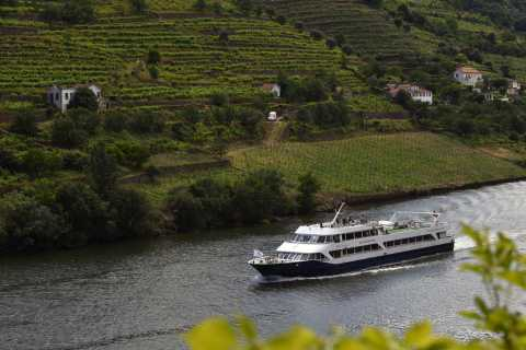 Da Porto: crociera sul Douro per Peso a Régua con pranzo
