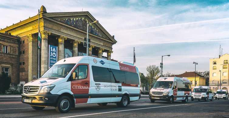 Budapeste: Traslado do Aeroporto Ferenc Liszt ao seu Hotel