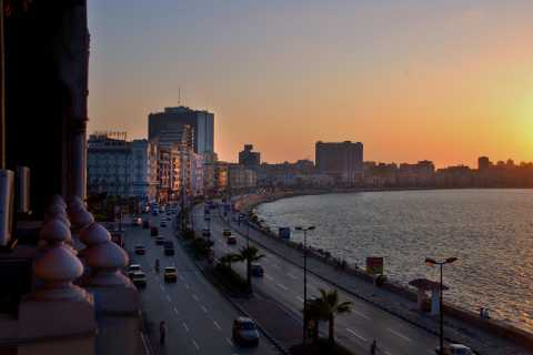 From Cairo: Overnight Trip to Alexandria