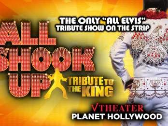Las Vegas: Ticket für die Elvis-Show All Shook Up
