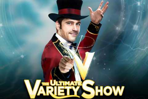 Tickets to V - The Ultimate Variety Show