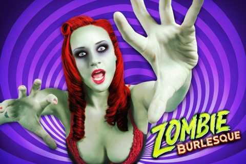 Las Vegas: Zombie Burlesque Comedy Musical Show Ticket