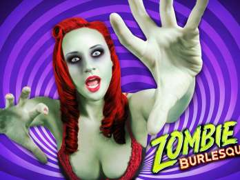 Las Vegas: Zombie Burlesque Comedy-Musical - Ticket