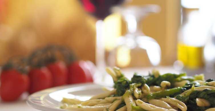 Monti Dauni: esperienza di cucina biologica