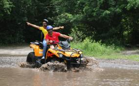 Cozumel: ATV Adventure to Jade Cavern