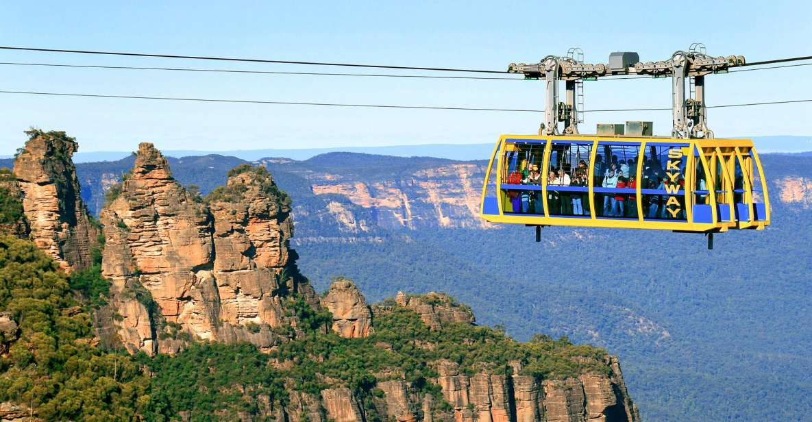 Blue Mountains: Small Group, All-Inclusive Tour