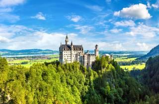 Neuschwanstein Tour ab München: Gruppen ab 4 Personen