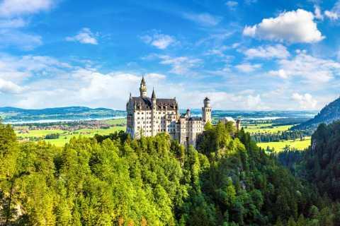 Visite de Neuschwanstein au départ de Munich: groupes de 4 personnes ou plus