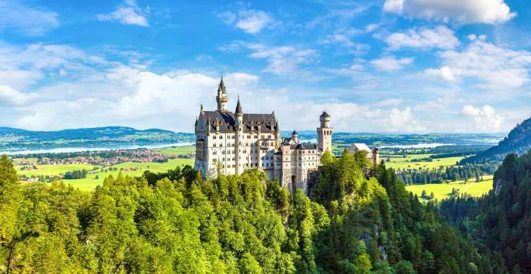 Neuschwanstein Tour from Munich: Groups of 4 or More