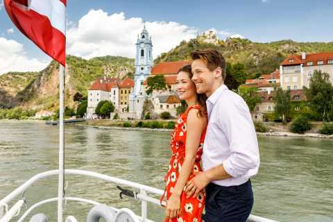 From Melk: 5-Hour Wachau River Cruise