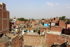 Delhi: Excursão de favela de colônia Étnica Sanjay