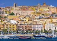 Cagliari: Privater Rundgang mit einem ortskundigen Guide