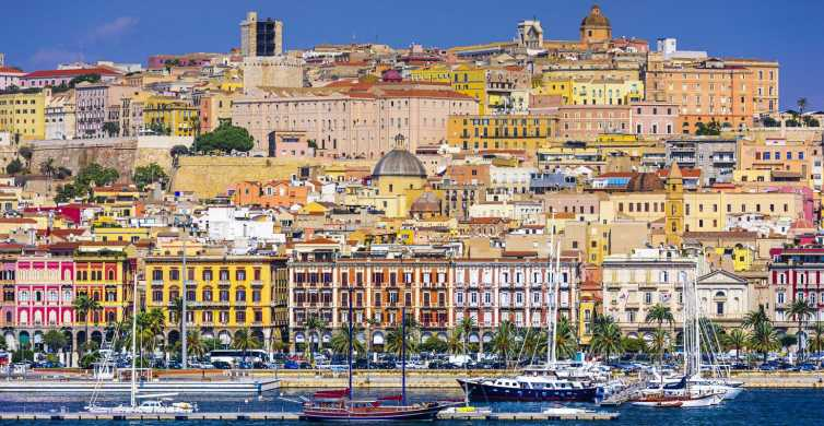 Cagliari: 2.5-Hour Private Walking Tour With a Local Guide