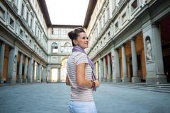 Florença: Excursão a pé para madrugadores e Galeria Uffizi