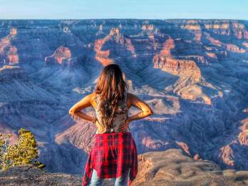 Vegas: Grand Canyon, Hoover Dam & Route 66 mit Kleingruppe