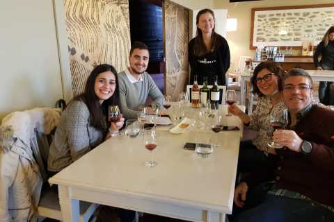 Porto City Tour con pranzo, River Cruise & Port Tasting