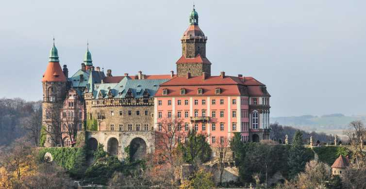 Wrocław: 5-Hour Guided Tour of the Ksiaz Castle with Entry