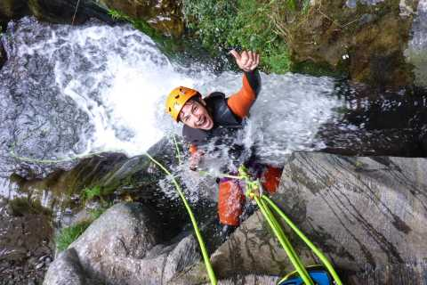 Gibbston Valley Half-Day Canyoning Adventure from Queenstown