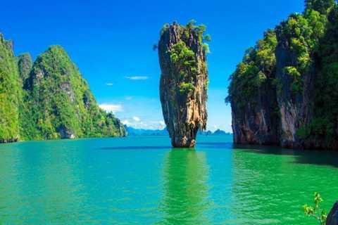 Krabi: James Bond Island Longtail Boat Tour & Canoe Option