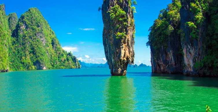 Krabi: James Bond Island Longtail Boat Tour & Canoe Option