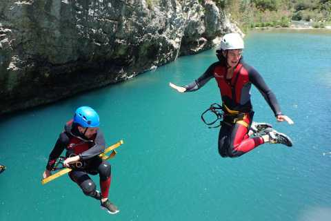 """""""The Cathedral"""" Buitreras 6-Hour Canyoning Trip"""