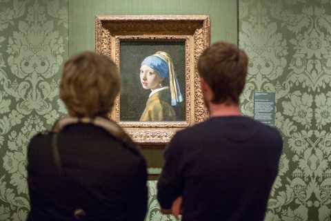 Haga: bilet wstępu na Mauritshuis