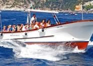 Capri: Bootstour mit Zwischenstopp an der Blauen Grotte