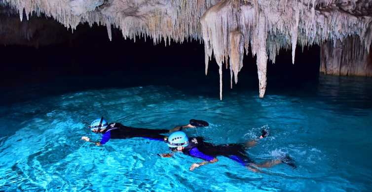 Riviera Maya: Rio Secreto Full-Day Cave Tour