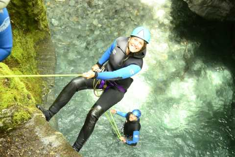 Mt Aspiring Full-Day Canyoning Adventure from Queenstown