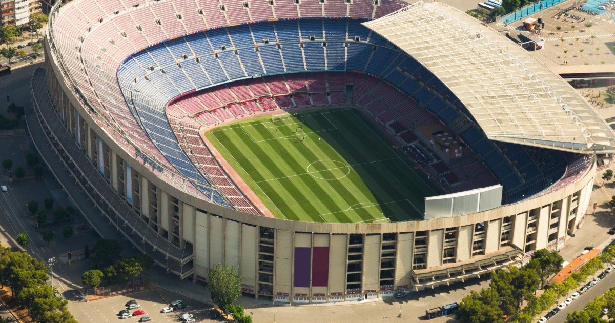 From Costa Brava Barcelona Excursion Fc Barcelona Stadium Getyourguide