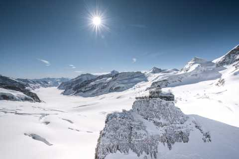 Ab Zürich: Private Tour zum Jungfraujoch - The Top of Europe