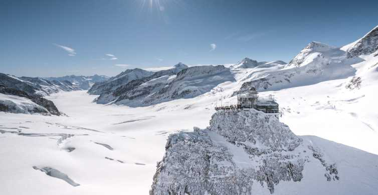 Private Tour from Zurich to Jungfraujoch - The Top of Europe