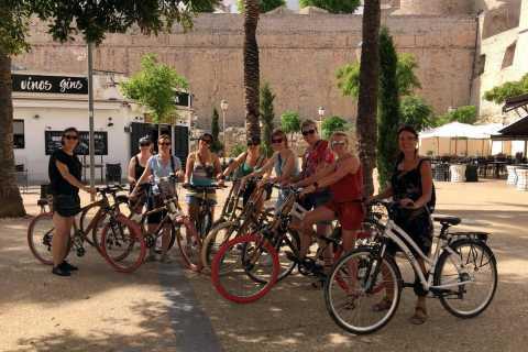 Ibiza: hoogtepunten van de stad per fiets