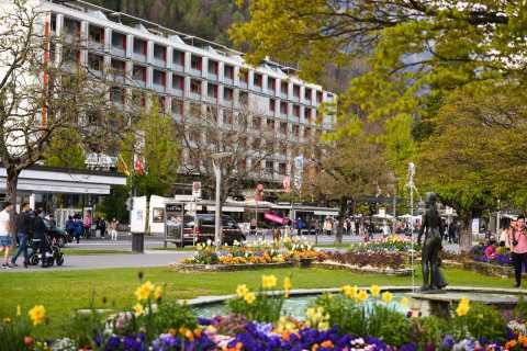 From Tour from Geneva to Interlaken City