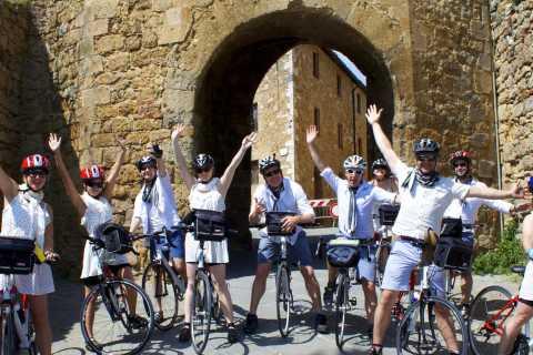Cádiz: City Tour guiado en bicicleta.