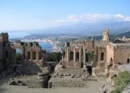 Taormina, Savoca, und Castelmola: Transfer mit Guide