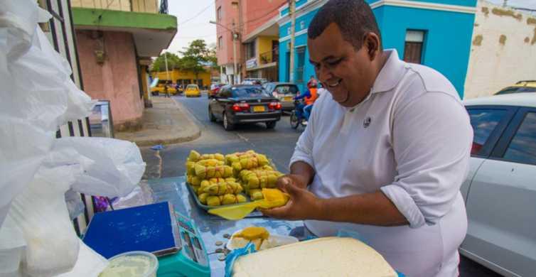 Santa Marta Street Food Tour