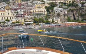 From Sorrento: Amalfi Coast Full-Day Trip by Boat
