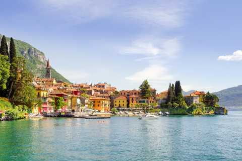 Lake Como with Bellagio and Lugano Day Trip from Milan