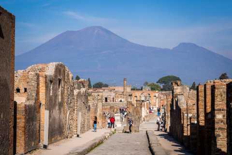 Pompeya: ticket sin colas y tour guiado de 2 horas