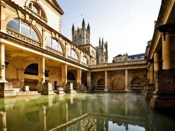 Ab London: Tagestour nach Bath, Avebury und Lacock