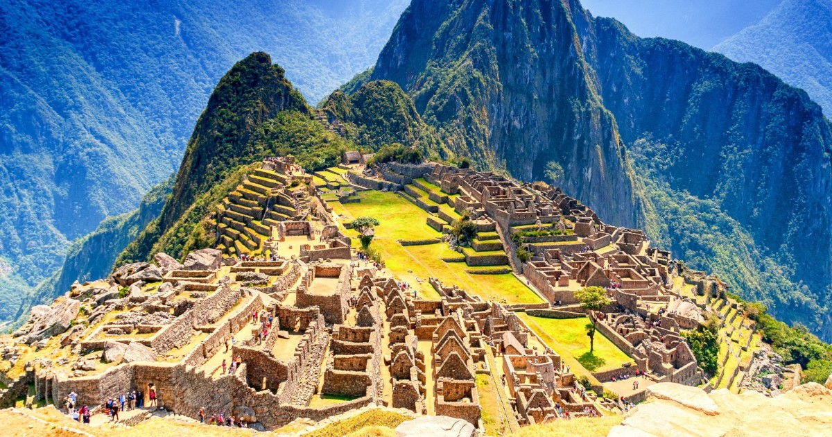 Machu Picchu Lost Citadel Official Ticket