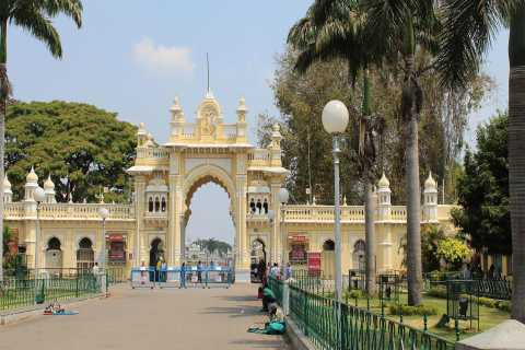 Mysore: Excursión de un día con almuerzo desde Bangalore