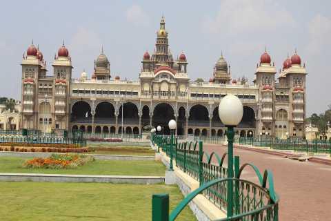Mysore: Excursión privada con almuerzo desde Bangalore