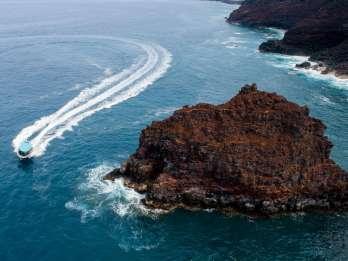 Big Island: South Kona Schnorcheln und Küstenerkundung