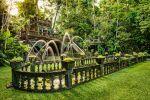 Cairns: Paronella Park, Skywalk & Waterfall Tour + Dinner
